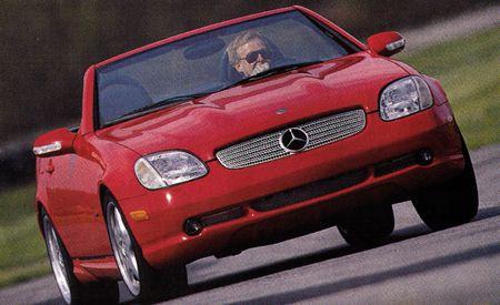 Mercedes-Benz SLK320