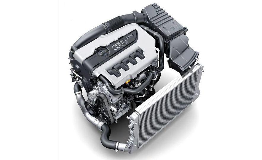 2009 Audi TTS coupe - Slide 17