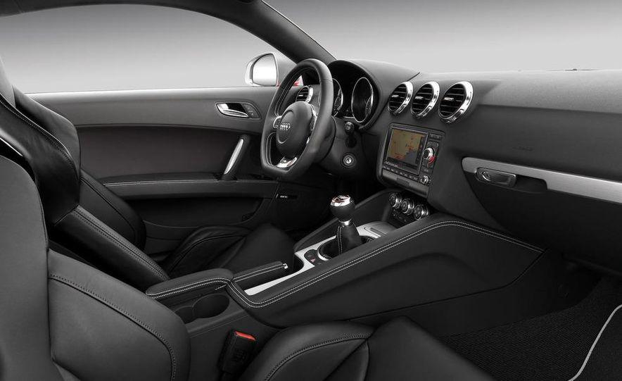 2009 Audi TTS coupe - Slide 14