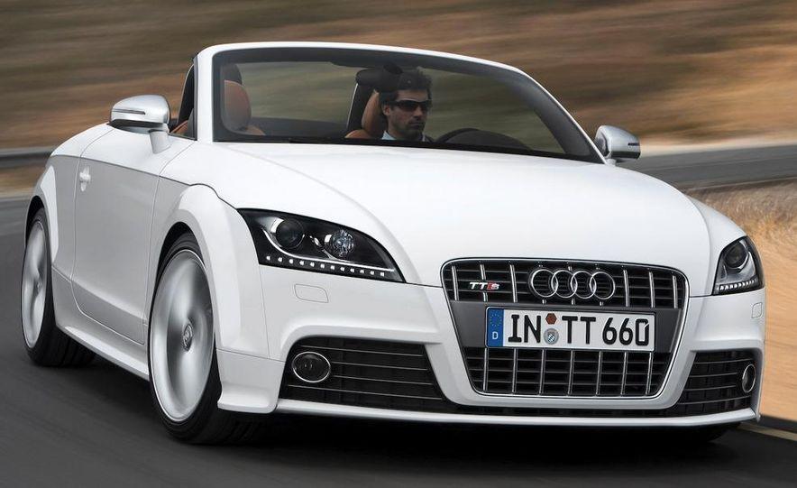 2009 Audi TTS coupe - Slide 13