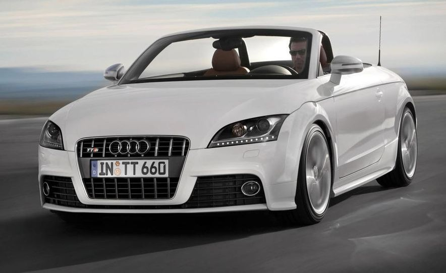 2009 Audi TTS coupe - Slide 21