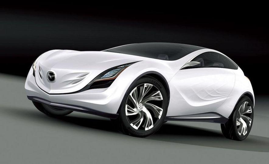 Mazda Kazamai concept - Slide 1