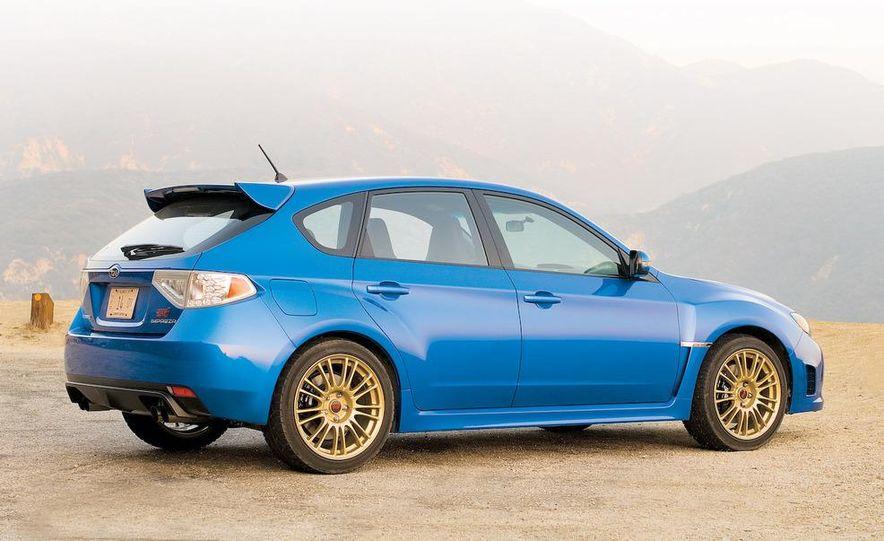 2009 Subaru WRX STI Spec C - Slide 12