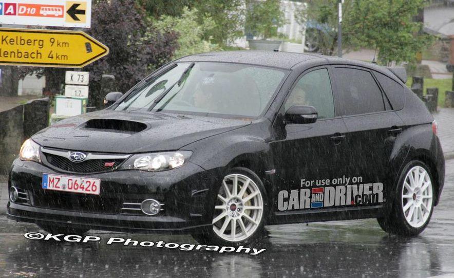 2009 Subaru WRX STI Spec C - Slide 2