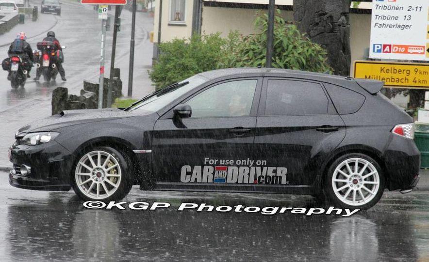 2009 Subaru WRX STI Spec C - Slide 3
