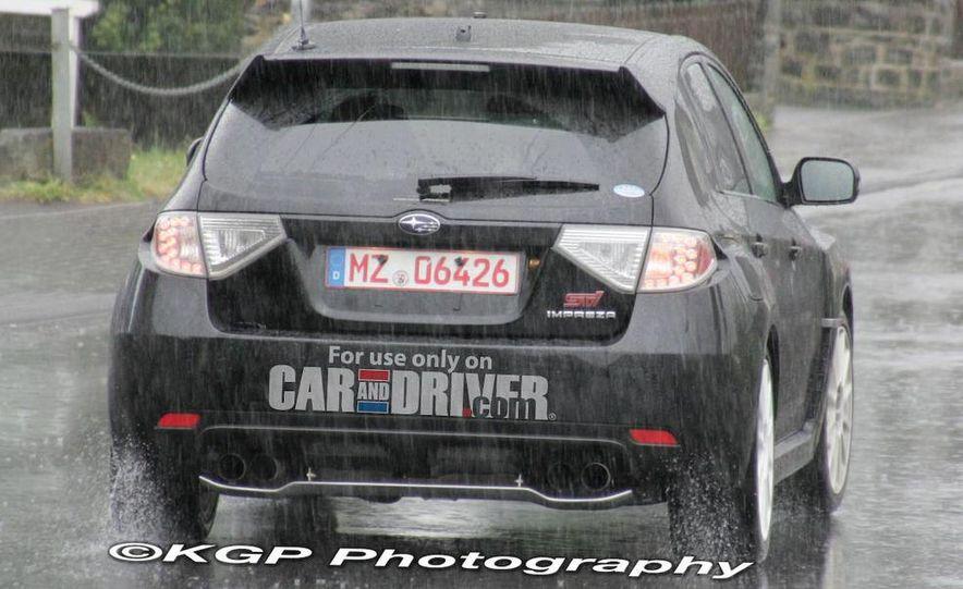2009 Subaru WRX STI Spec C - Slide 5