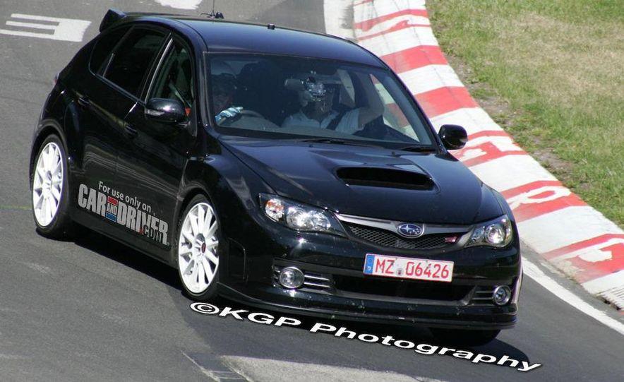 2009 Subaru WRX STI Spec C - Slide 6