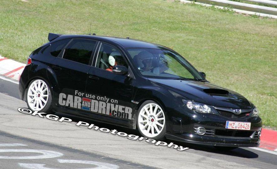 2009 Subaru WRX STI Spec C - Slide 7