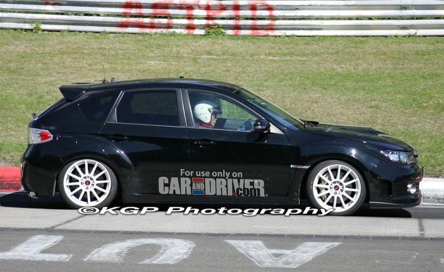 2009 Subaru WRX STI Spec C - Slide 8