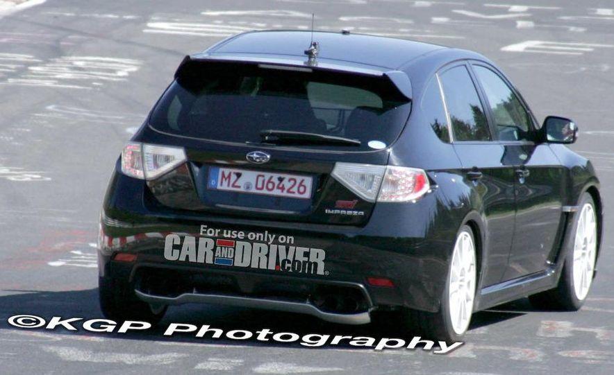 2009 Subaru WRX STI Spec C - Slide 10