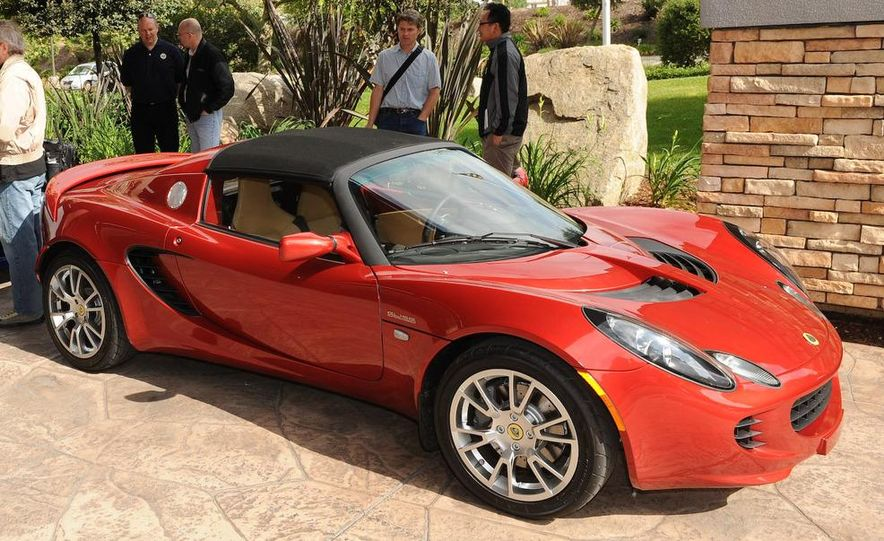 2010 Lotus Evora - Slide 37