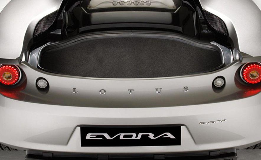 2010 Lotus Evora - Slide 16