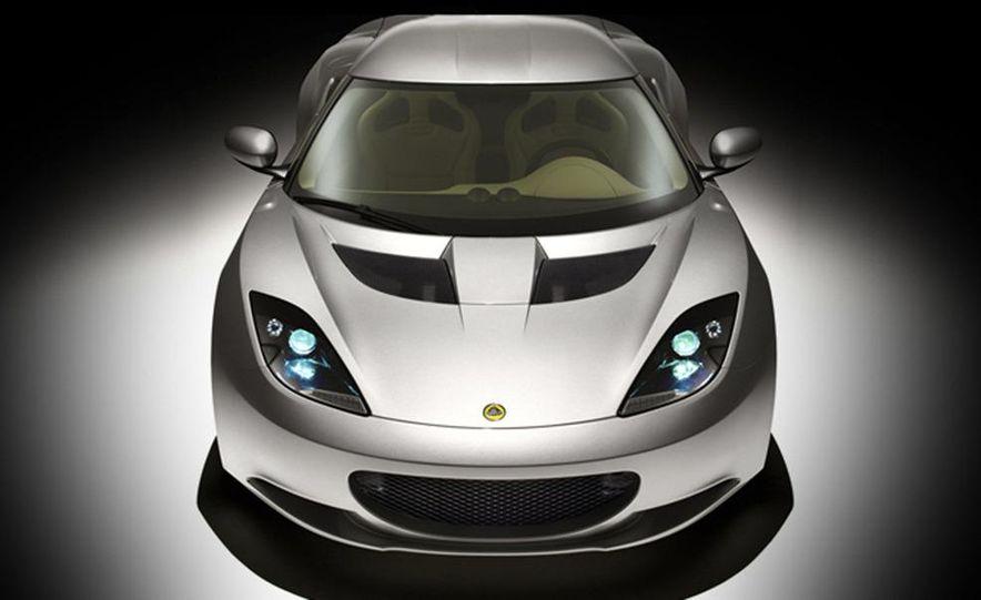 2010 Lotus Evora - Slide 6