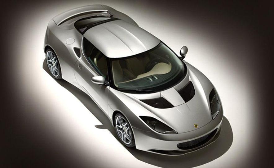 2010 Lotus Evora - Slide 7
