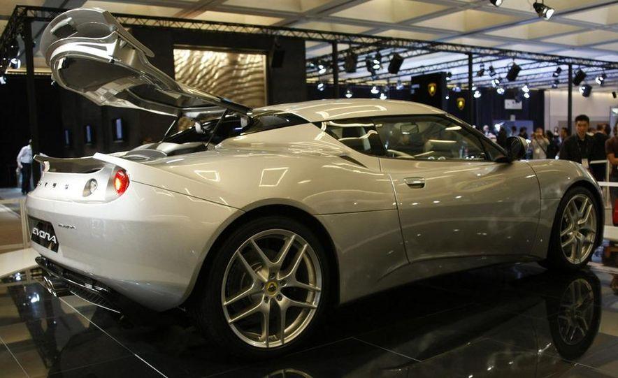 2010 Lotus Evora - Slide 12