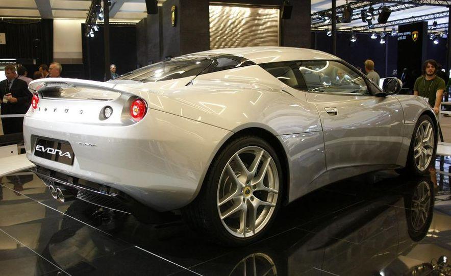 2010 Lotus Evora - Slide 14