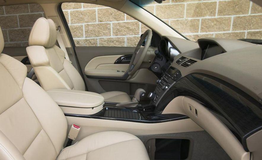 2008 Acura MDX interior - Slide 1