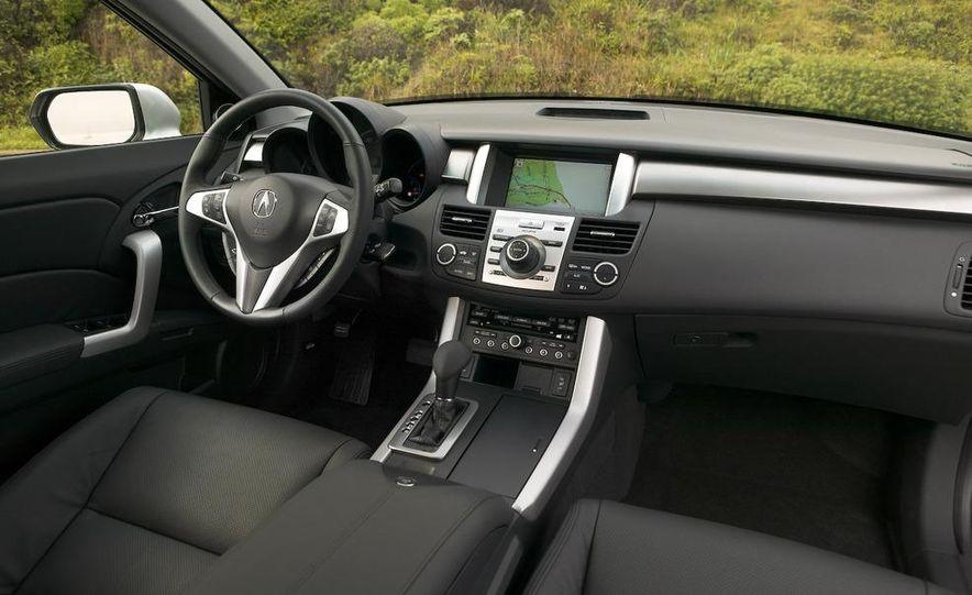 2008 Acura MDX interior - Slide 9