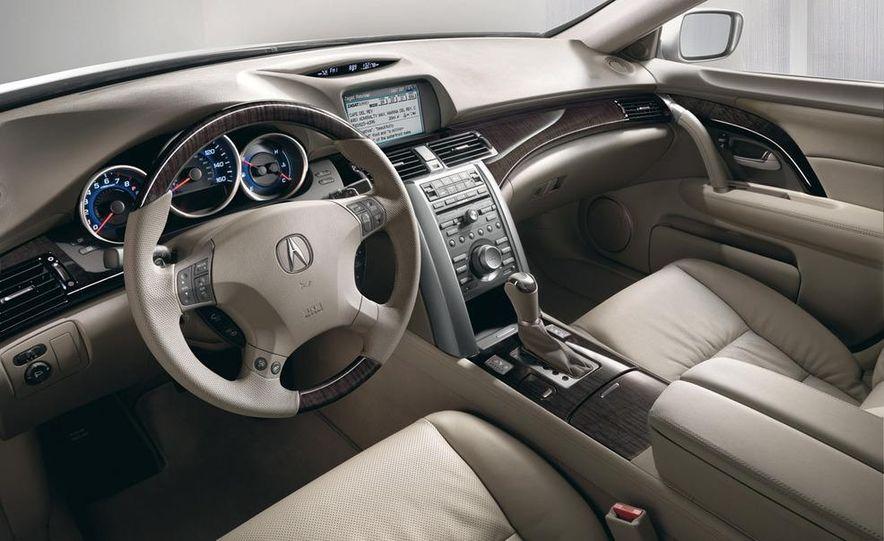 2008 Acura MDX interior - Slide 10