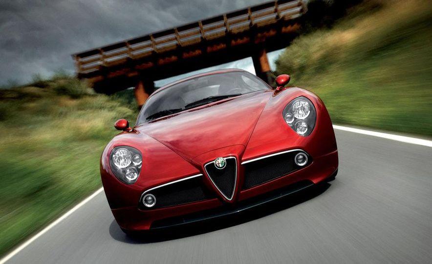 2009 Alfa Romeo 8C Competizione - Slide 4