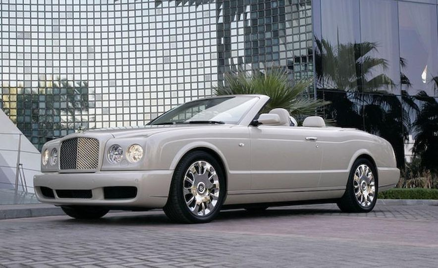 2007 Bentley Azure - Slide 1