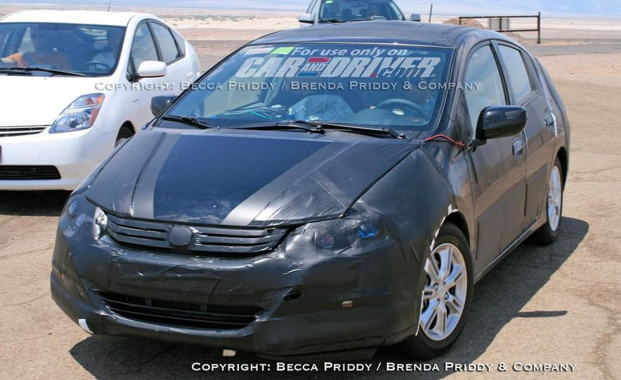 2010 Honda Hybrid Prius-fighter - Slide 1