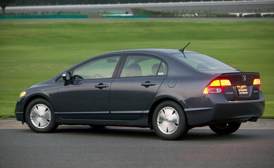 2008 Toyota Highlander hybrid - Slide 21