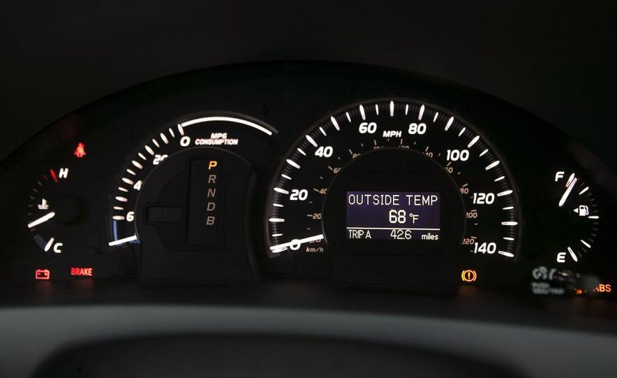 2008 Toyota Highlander hybrid - Slide 20
