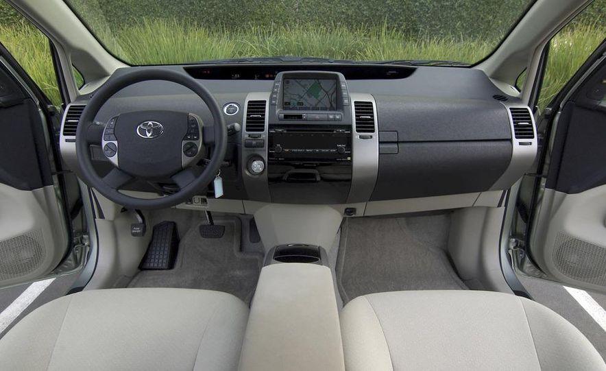 2008 Toyota Highlander hybrid - Slide 15