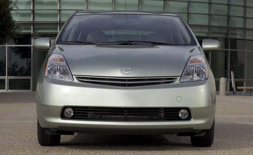 2008 Toyota Highlander hybrid - Slide 14