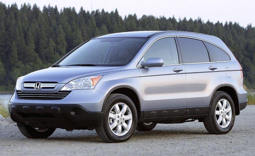 2008 Honda CR-V - Slide 2