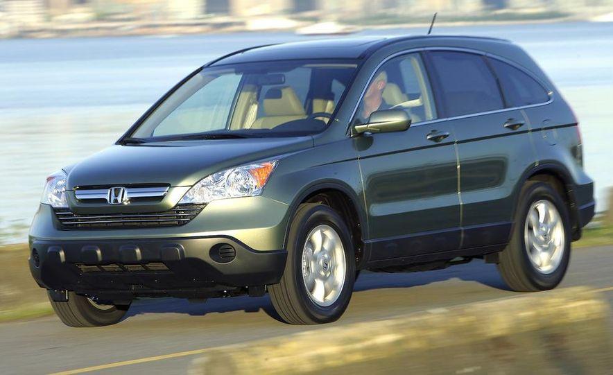 2008 Honda CR-V - Slide 4