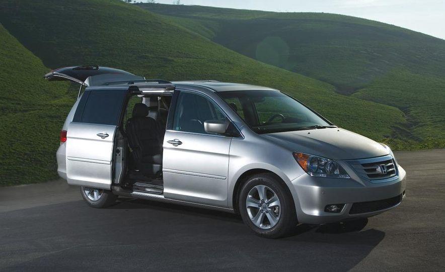 2008 Honda CR-V - Slide 34