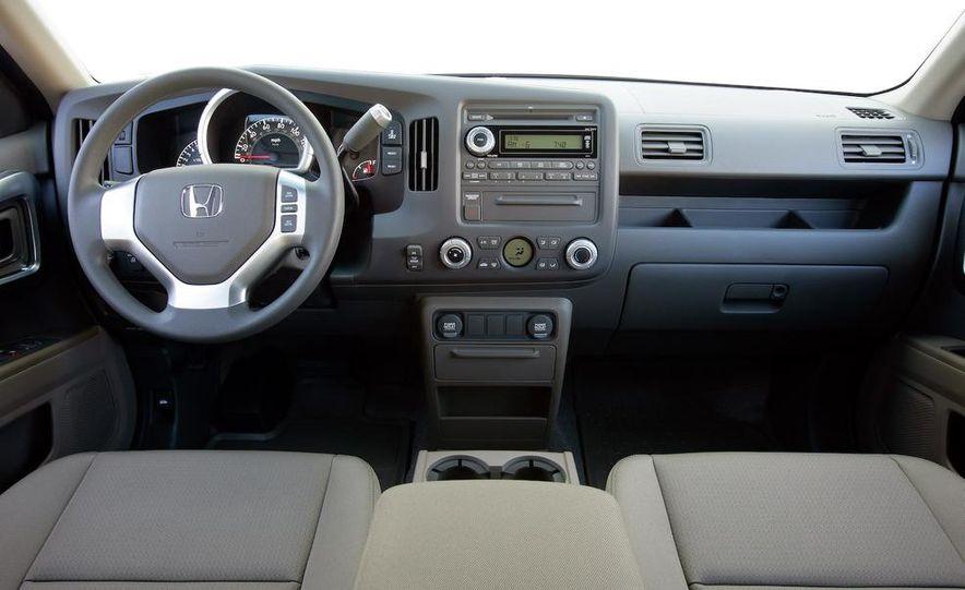 2008 Honda CR-V - Slide 21