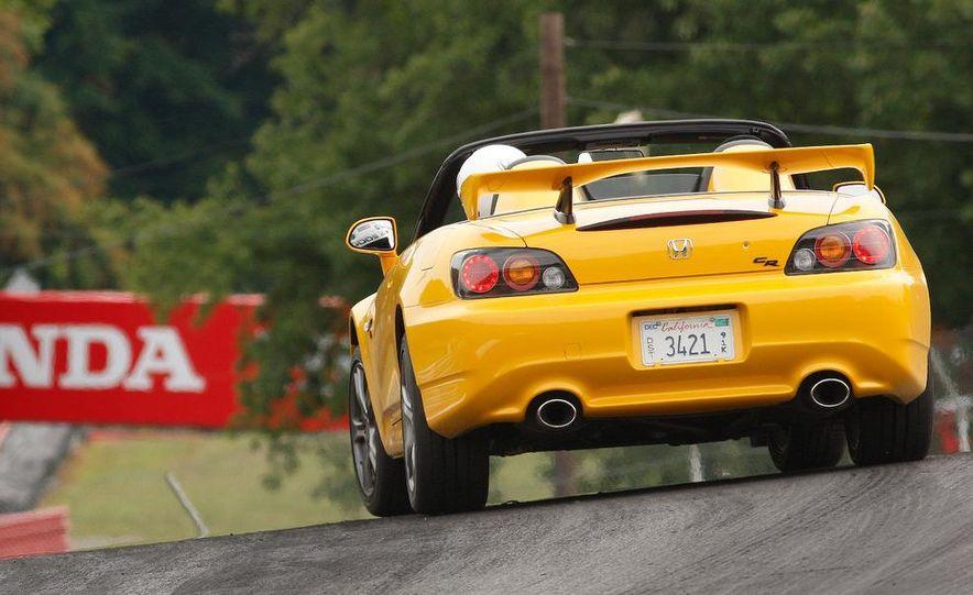 2008 Honda CR-V - Slide 19