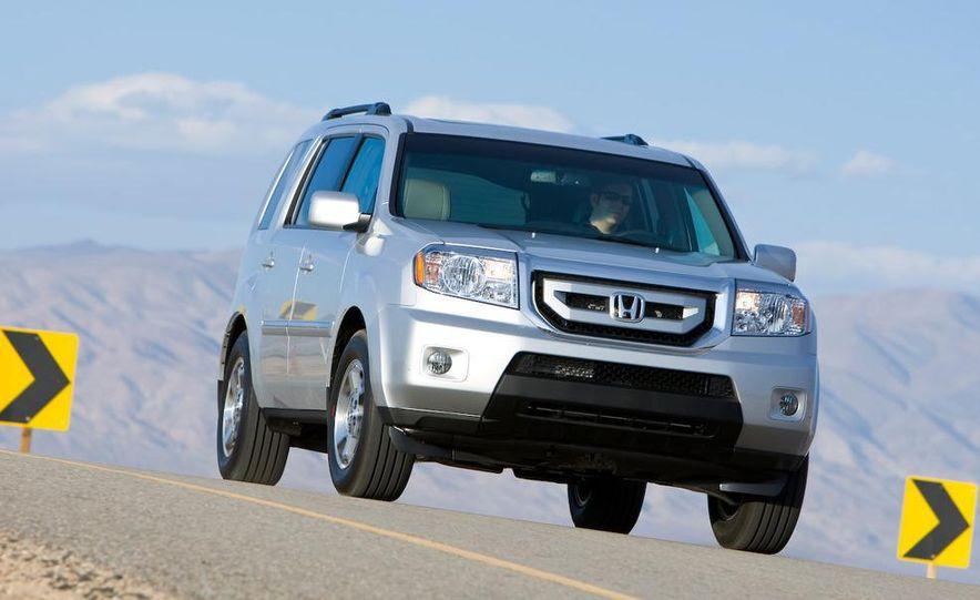 2008 Honda CR-V - Slide 28