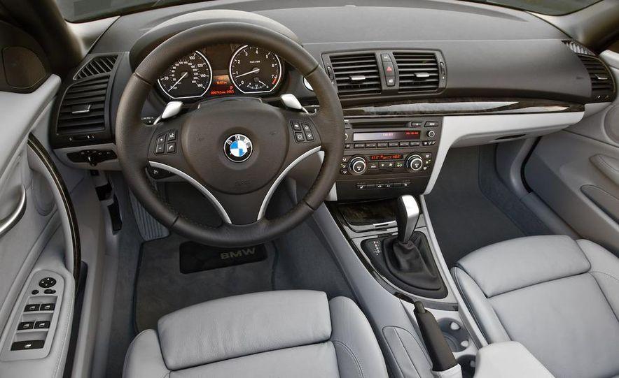 Bmw Series Convertible Interior Interior Ideas - Bmw 128i convertible price