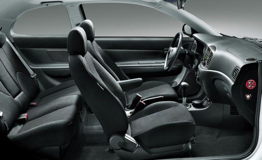 2009 Hyundai Elantra Touring - Slide 10
