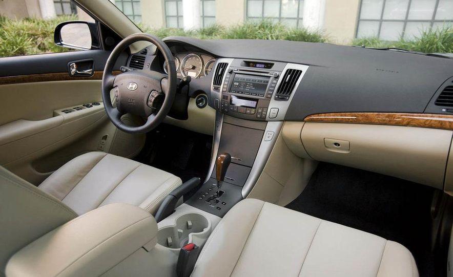 2009 Hyundai Elantra Touring - Slide 15