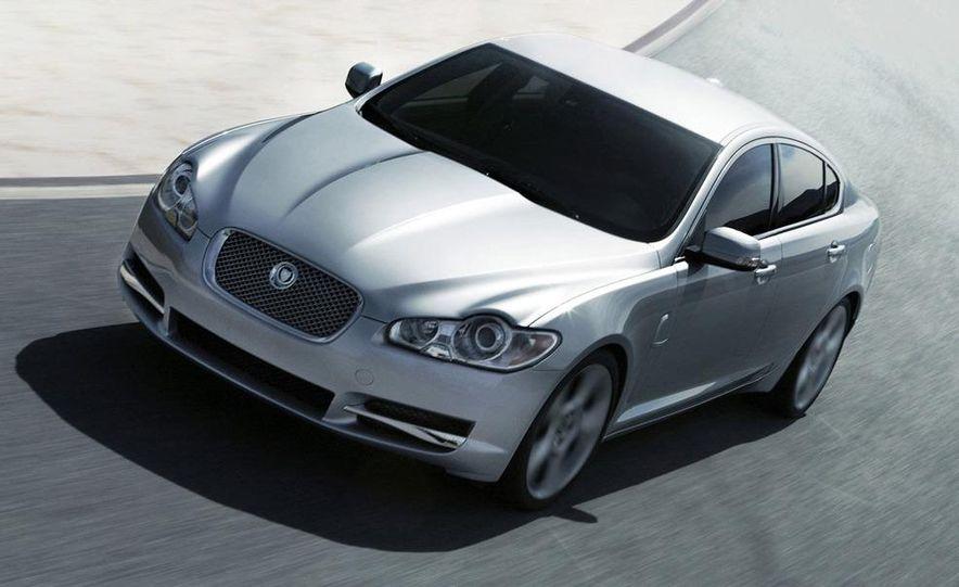 2009 Jaguar XJ Portfolio Edition - Slide 10