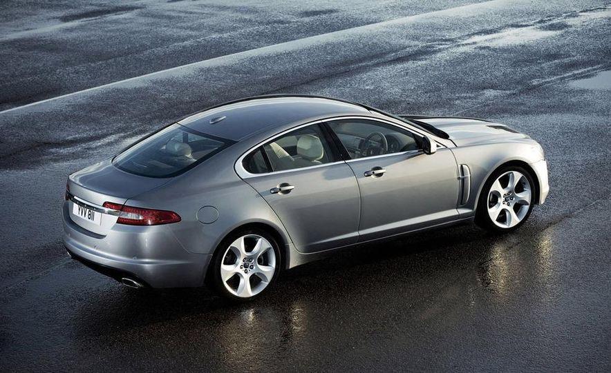 2009 Jaguar XJ Portfolio Edition - Slide 12