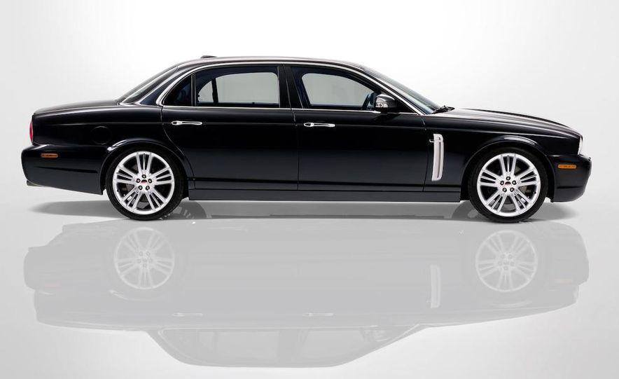 2009 Jaguar XJ Portfolio Edition - Slide 26