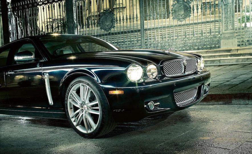 2009 Jaguar XJ Portfolio Edition - Slide 28
