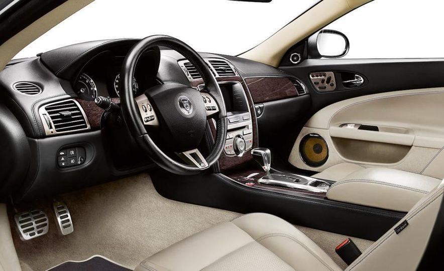 2009 Jaguar XJ Portfolio Edition - Slide 6