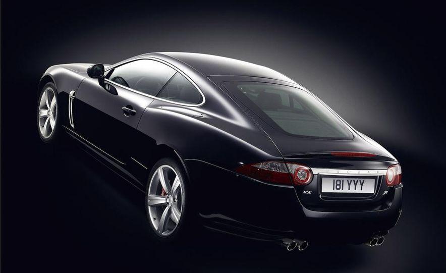 2009 Jaguar XJ Portfolio Edition - Slide 15