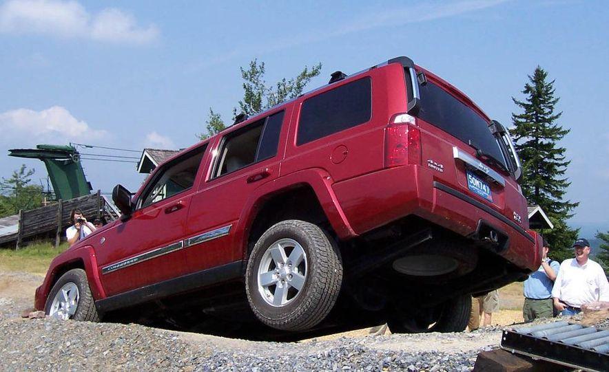 2008 Jeep Wrangler interior - Slide 11
