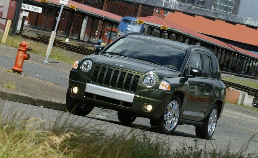 2008 Jeep Wrangler interior - Slide 10