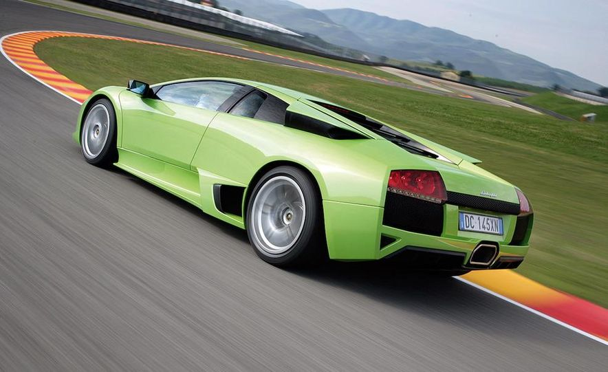 2009 Lamborghini Gallardo LP560-4 - Slide 10