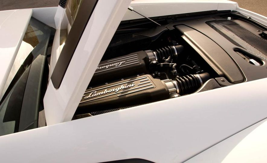 2009 Lamborghini Gallardo LP560-4 - Slide 19