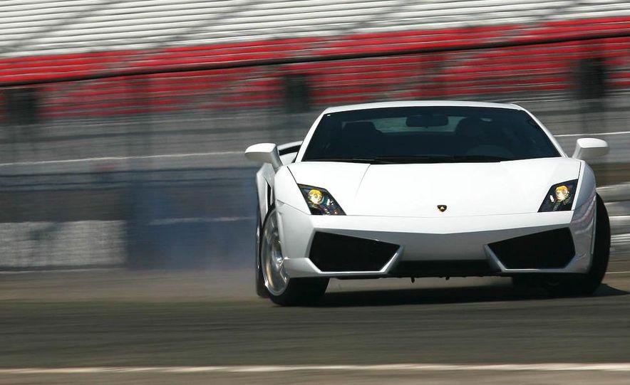 2009 Lamborghini Gallardo LP560-4 - Slide 11